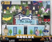 Roblox Adopt Me Pet Store 40 Piece Set Celebrity Collection. Ships Today