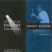 Kenny Rankin - Bottom Line Encore Collection - Cd - Live - New/ Still Sealed