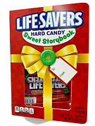 Life Savers Hard Cand Sweet Storybook 6 Assorted Flavor Rolls Gift Box