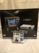 🔥lego Nintendo Entertainment System 71374 - New In Sealed Box🕹