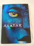 Avatar Dvd James Cameron 2009 -verygood. With Slip Cover.fast Free Shipping