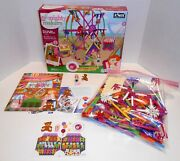 Kand039nex Mighty Makers Girls Fun On The Ferris Wheel Building Set Toy Figure Bear