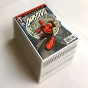Nm/nm+ Compl. Bendis And Maleev 50-issue Run Signed X2. Daredevil 26-50 56-81.