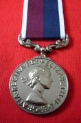 Medals - Royal Air Force Raf Long Service And Good Conduct Medal - Full Size