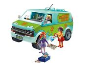 Playmobil Scooby Doo Mystery Machine Psychedelic Vehicle Batterry Operated New