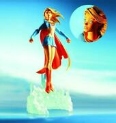 Dc Direct Michael Turner Supergirl Statue 0808/2500 Free Shipping