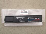 89 - 95 Toyota Pickup A/c Heater Climate Control Face Plate Bezel Trim Oem New