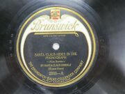 Ernest Hare - Brunswick 2333 - Santa Claus Hides In The Phonograph