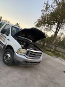 Front Clip Xlt Chrome Bumper Fits 99/04 Ford F250sd