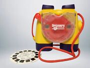 Fisher Price Discovery Channel 3d Viewmaster 34551. Clean 1 Disk Lion King.