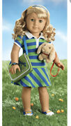 American Girl Doll Lanie Holland And Book Girl Of The Year 2010 New In Box Nib