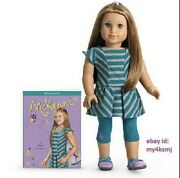 New American Girl Doll Of The Year 2012 Mckenna Doll And Book Nib Retired