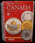 2021 Coins Of Canada Catalogue/book-39th Edition By Haxby And Willey- New And Sealed