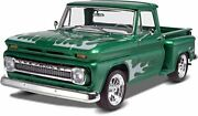 Revell 17210 And03965 Chevy Stepside Pickup 2 And039n 1 Detailgetreuer Modellbausatz A...