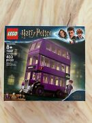 Lego Harry Potter The Knight Bus 75957   Brand New Sealed