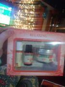 Aromatherapy Natureandrsquos Truth Relaxation Gift Set 100 Pure Oil Roll On And Candle