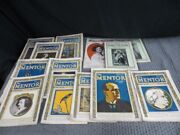 1920and039s Lot 13 Vintage Antique Magazines Mentor Mccalls The Perry 1927 Collection
