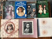 64 Rare Hard To Find Long Out Of Print Antique Doll Collecting Books Hello Doll