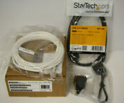 Nlight Ncomkit 485usb9f-2w Usb To Rs-485 Ss9m8ck Adapter Cat-5 Cable And Splitter