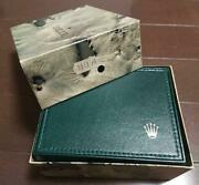 Rolex Submariner 5513 Case Empty Box For Watches From Japan Used