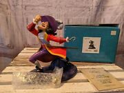 Wdcc Peter Pan I've Got You This Time Classics Figurine New