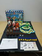 Weapons And Warriors Pirate Battle Game 1996 Pressman Toy Corp Complete Free Sandh