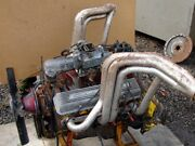 1956 Chevy G Code 265 Complete Running Engine 3720991 W Vette Valve Covers