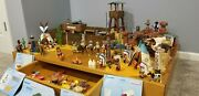 Playmobil Western Cowboys And Indians Lot