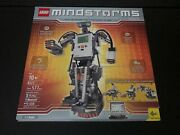 Lego Mindstorms Nxt 8527 Build And Program Robots New In Box Retired Set Rare