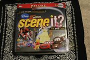Scene It Disney 2nd Edition Deluxe Edition Dvd / Hd Video Game 2007 Used