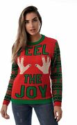 Followme Womens Ugly Christmas Sweater - Sweaters For Women