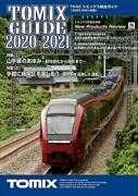 Japan Tomytec Tomix Catalog Guide 2020-2021 Edition 7042 Model Train W/ Track