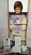 Master Piece Gallery Doll Bedtime Blues Thelma Resch 324/1500 World Wide 24