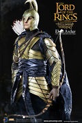Asmus Toys 1/6 Lotr027a Lord Of The Rings Elven Archer Action Figure Collection