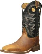 Justin Boots Men's 11-inch Bent Rail Riding Boot