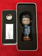 Dark Horse Deluxe Series Peanuts 60th Ann 3 Lucy With Tin 020/650
