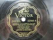 The High Hatters - Victor 22566 - Cheerful Little Earful And Overnight