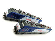 Charming / Hao China Railway Hxd2 Double Units Electric Locomotives Dcc / Dc