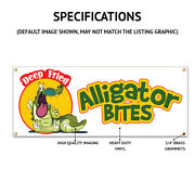 Hot Dog Combo Banner Concession Stand Food Truck Single Sided