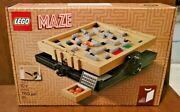 New Sealed Lego Ideas 2n1 Cuusoo Set 21305 Maze Discontinued Makes Great Gift