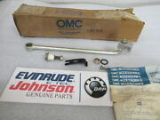 N8 Johnson Evinrude Omc 385708 Remote Steering Kit Oem New Factory Boat Parts
