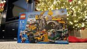 Lego City The Mine 4204 New In Box 748 Pieces Shipped Usps Priority Mail