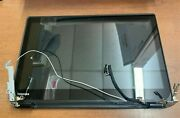 Genuine Toshiba Satellite L40d-a Series 14 Complete Lcd Touch Screen Display