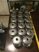 Chrome Barient 10 Winches Nice 17 Available Fresh Water Used
