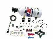 For 2003 Ford E150 Nitrous Oxide Injection System Kit Nitrous Express 18416rk