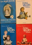 Patricia Smith Doll Values Antique To Modern 1st 2nd 3rd And Foulke 5th Blue Book
