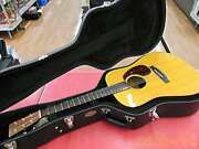 Martin D-18 1754769 Acoustic Guitar Perfect Packing From Japan