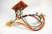 Manitowoc Ice Maker Parts - P/n 2032413 Terminal Board With Wiring Harness 60hz