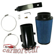 Oiled Cold Air Intake Kit For Ford 6.4l Powerstroke Diesel W/ Filter 2008-2010