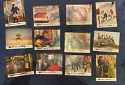 Help The Beatles Set Of 12 Original French Lobby Cards 1965 Au Secours